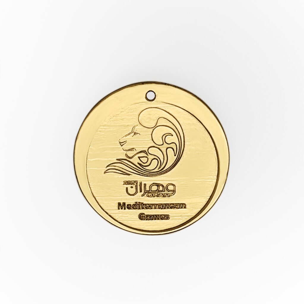 top service hydra médaille d'Or